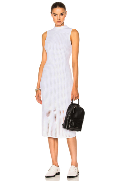 Rag & Bone Ingrid Dress in White