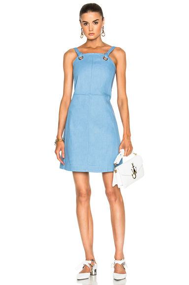 Rag & Bone Suffolk Dress in Blue