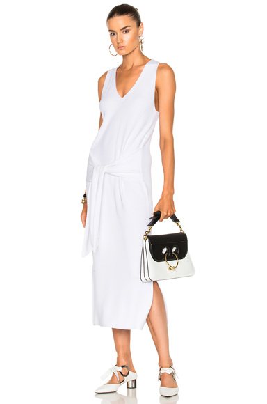 Rag & Bone Michelle Sweater Dress in White