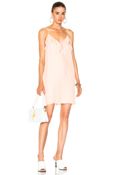 Rag & Bone Orchard Dress in Neutrals, Orange