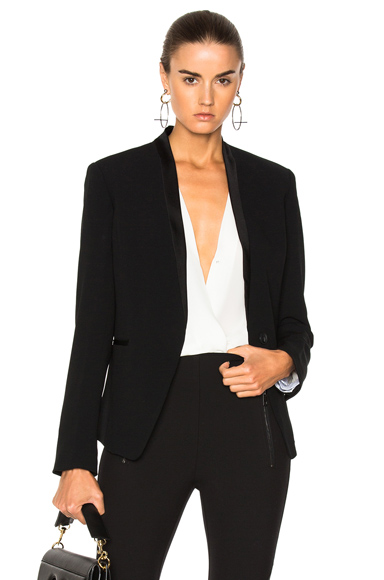 Rag & Bone Bowman Blazer in Black