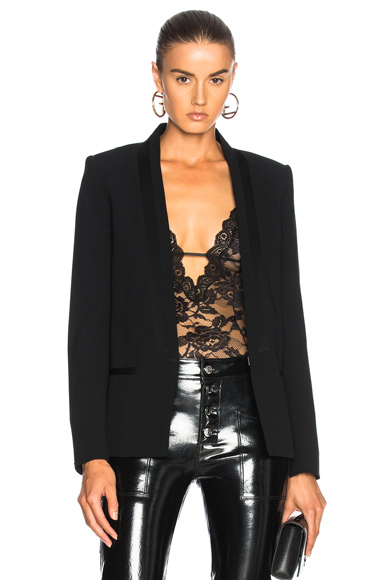 Rag & Bone Tuxx Blazer in Black