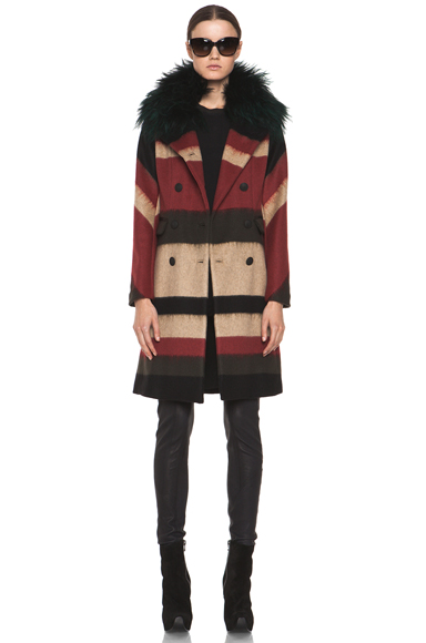 RAG & BONE | Winsor Coat in Black