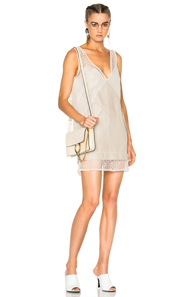 Rachel Comey Flame Dress in Neutrals