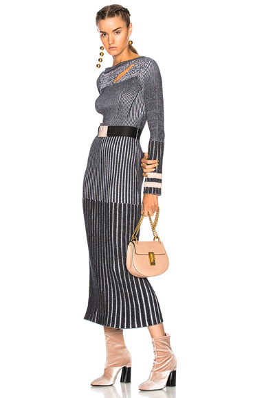 Rachel Comey Urge Dress in Black, Gray