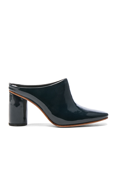 Rachel Comey Patent Leather Scarpa in Blue