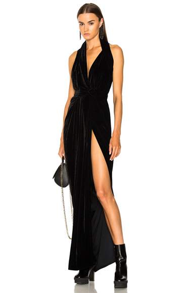 Rick Owens Limo Dress in Black