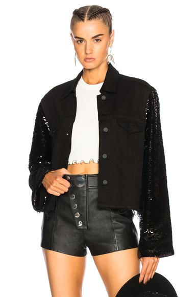 RtA Haylee Jacket in Black