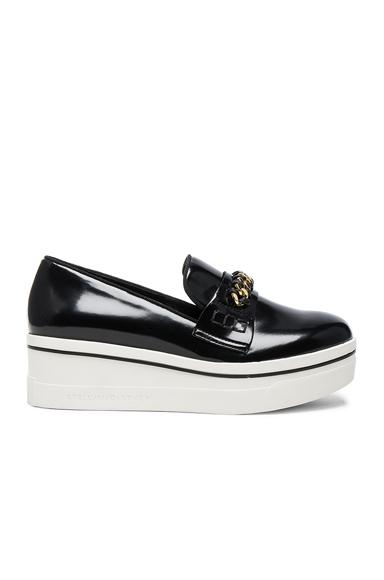 Stella McCartney Binx Platform Loafers in Black