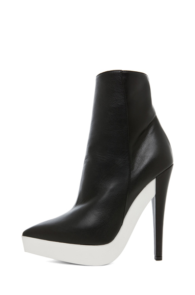STELLA MCCARTNEY | Scott Bootie in Black