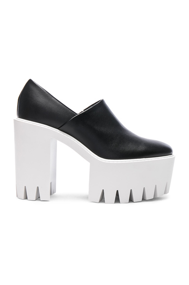 Stella McCartney Platform Loafer in Black