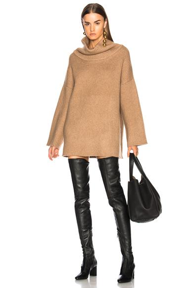 Soyer Faye Sweater Dress in Neutrals