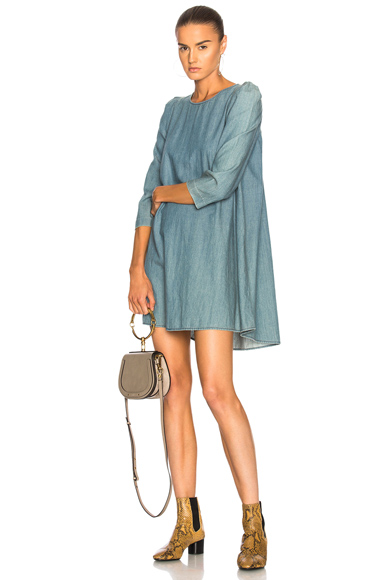 The Great Darling Dress in Blue