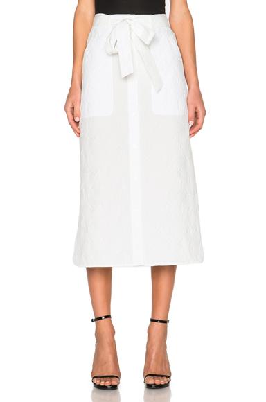 Long Skirt at FORWARD by elyse walker