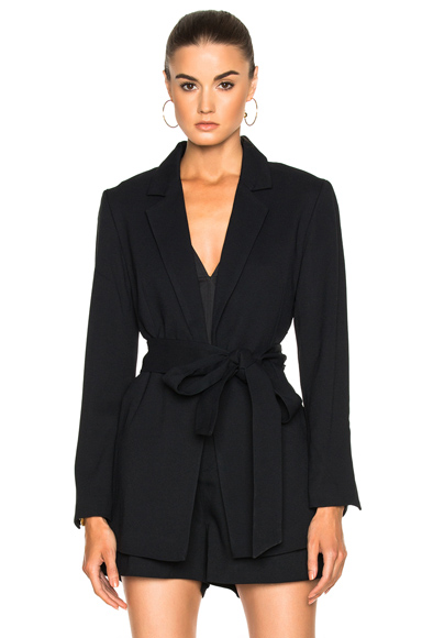 Toteme Stary Jacket in Black