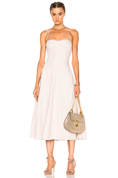 Ulla Johnson Paula Dress in Neutrals