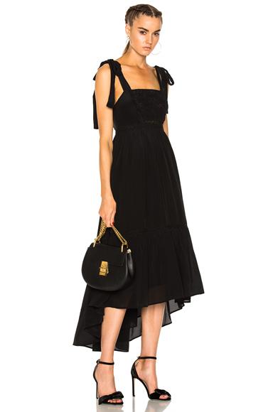 Ulla Johnson Violet Dress in Black