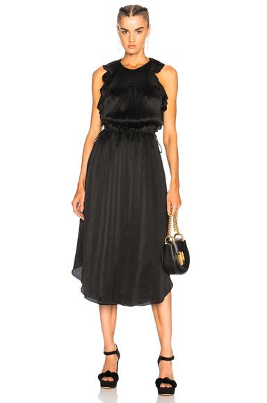 Ulla Johnson Eveline Dress in Black