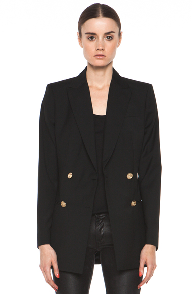 VERSACE | Blazer in Black