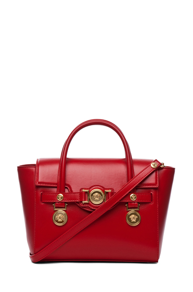 VERSACE | Crossbody in Red