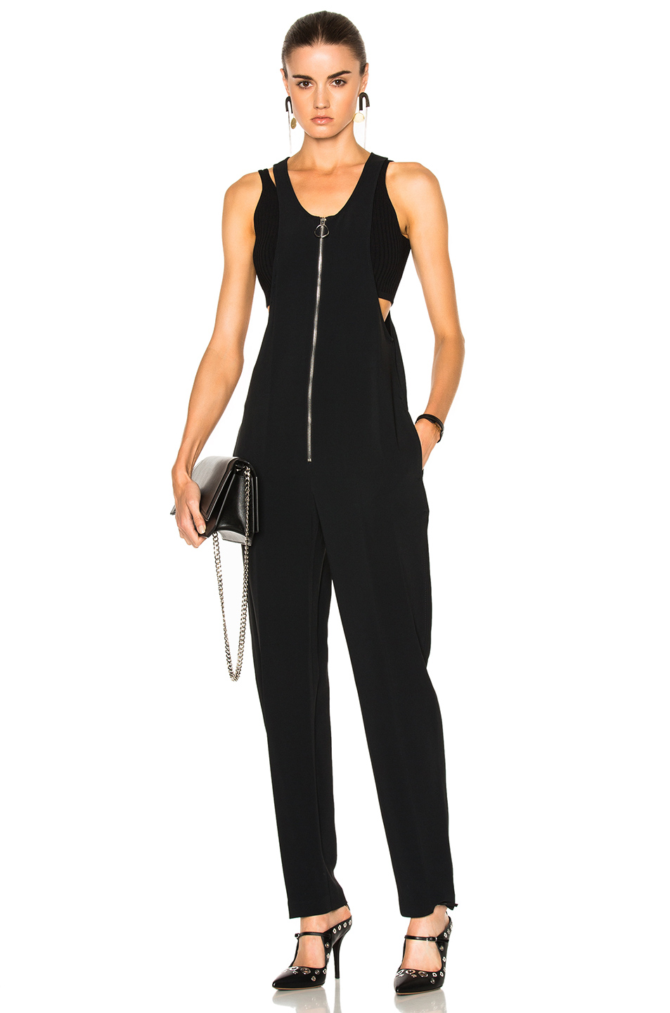 3.1 phillip lim Jumpsuit in Black