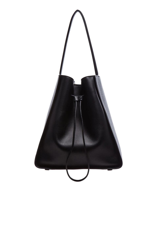 3.1 phillip lim Large Soleil Bucket Bag in Black