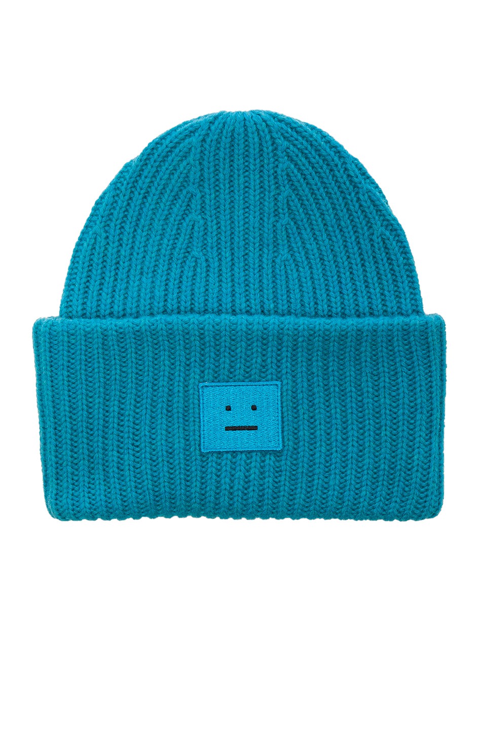 Acne Studios Pansy Beanie in Blue