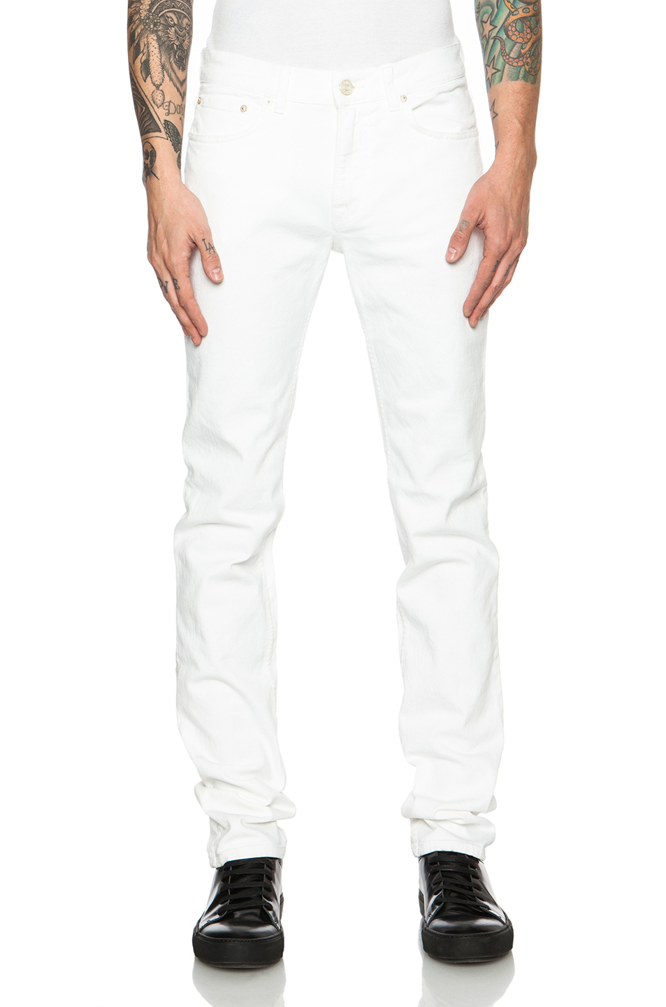 Acne Studios Ace in White