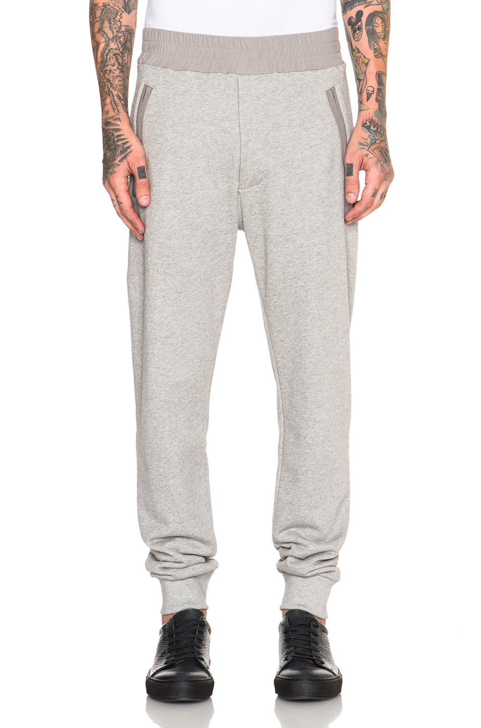 Acne Studios Johna Sweatpants in Gray