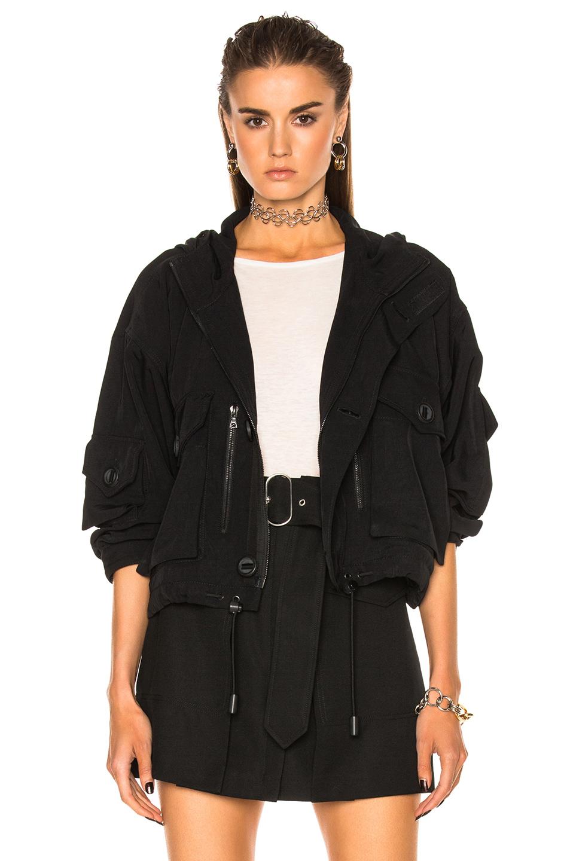 Acne Studios Loki Jacket in Black