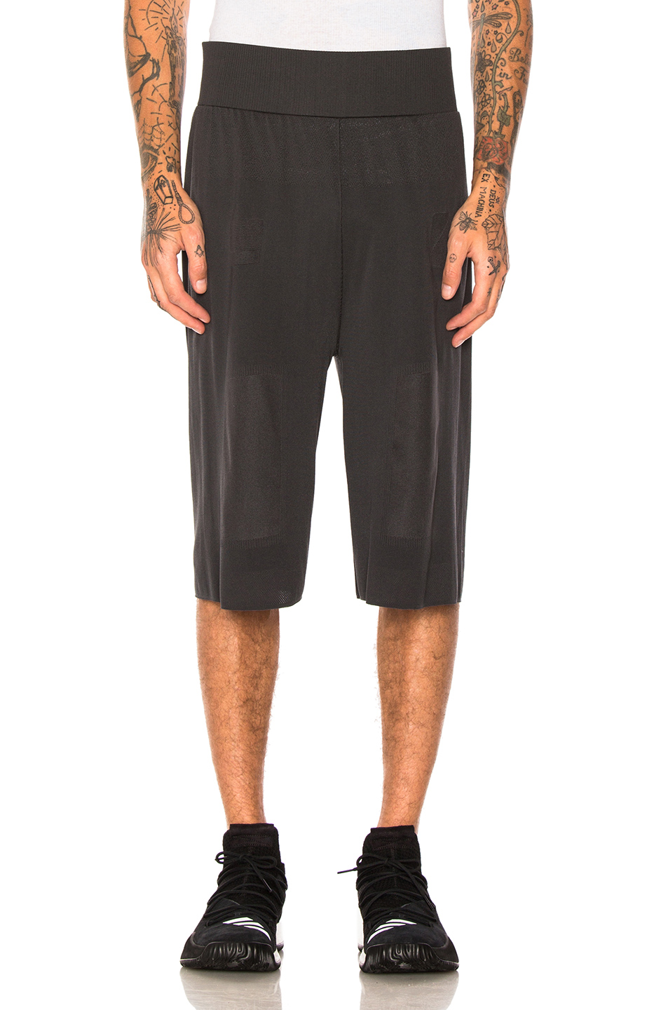 adidas Day One Seamless Shorts in Gray