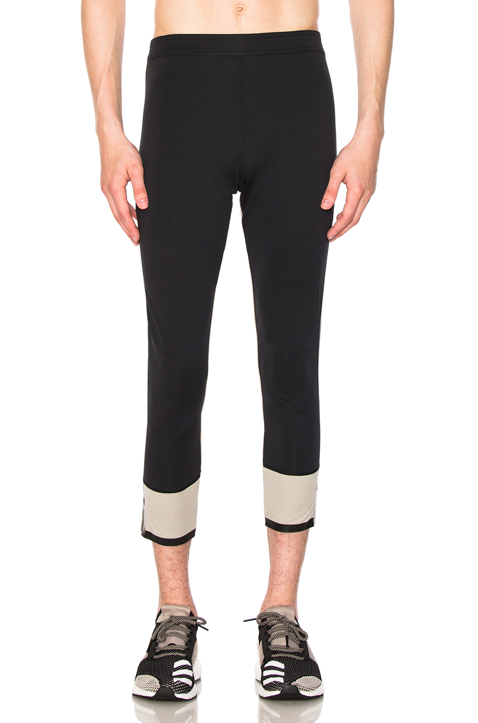 adidas Day One No Stain Leggings in Black