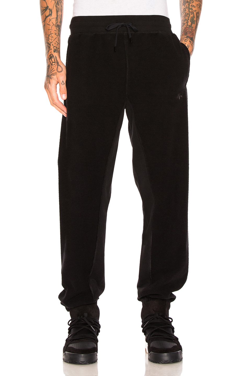 adidas by Alexander Wang Inout Sweatpants in Black
