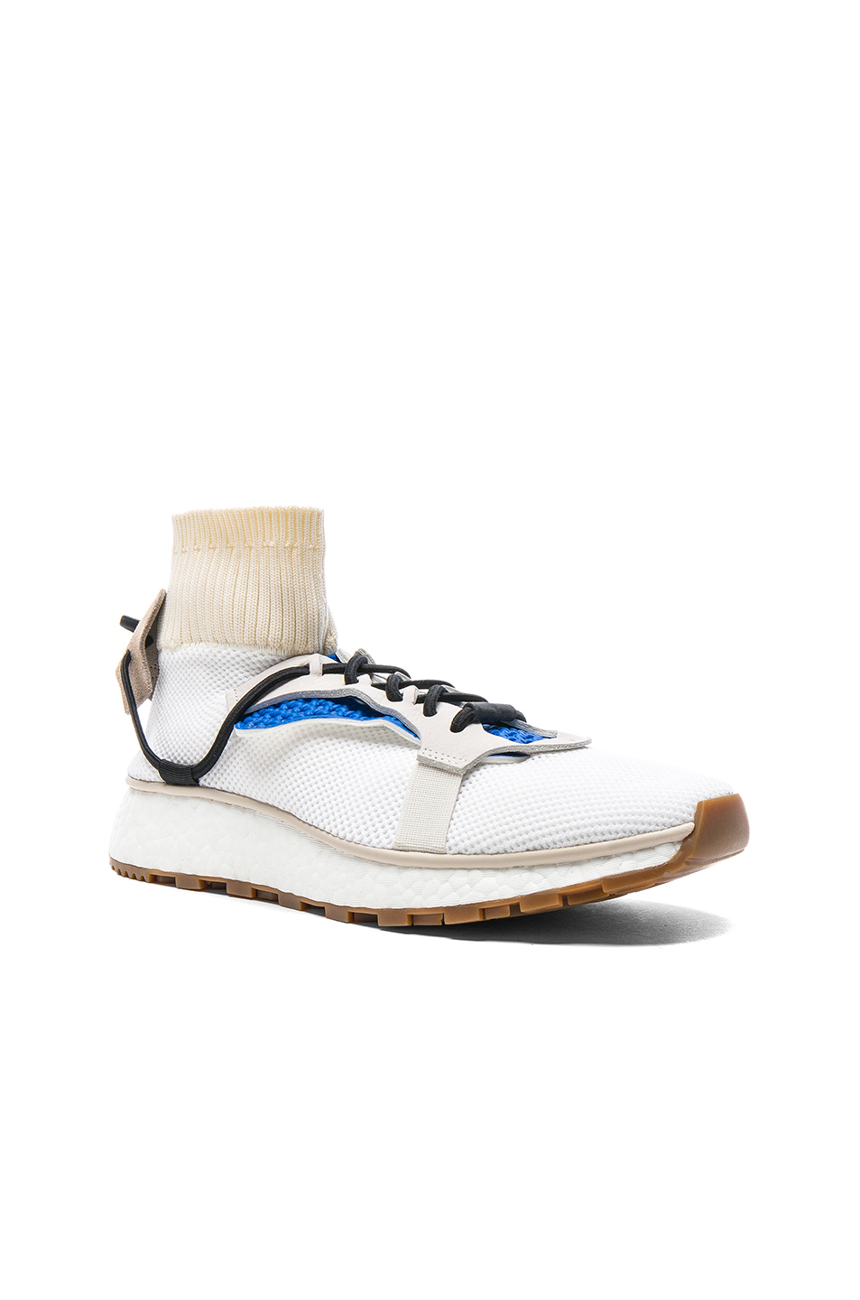 adidas by Alexander Wang Run Sneakers in White