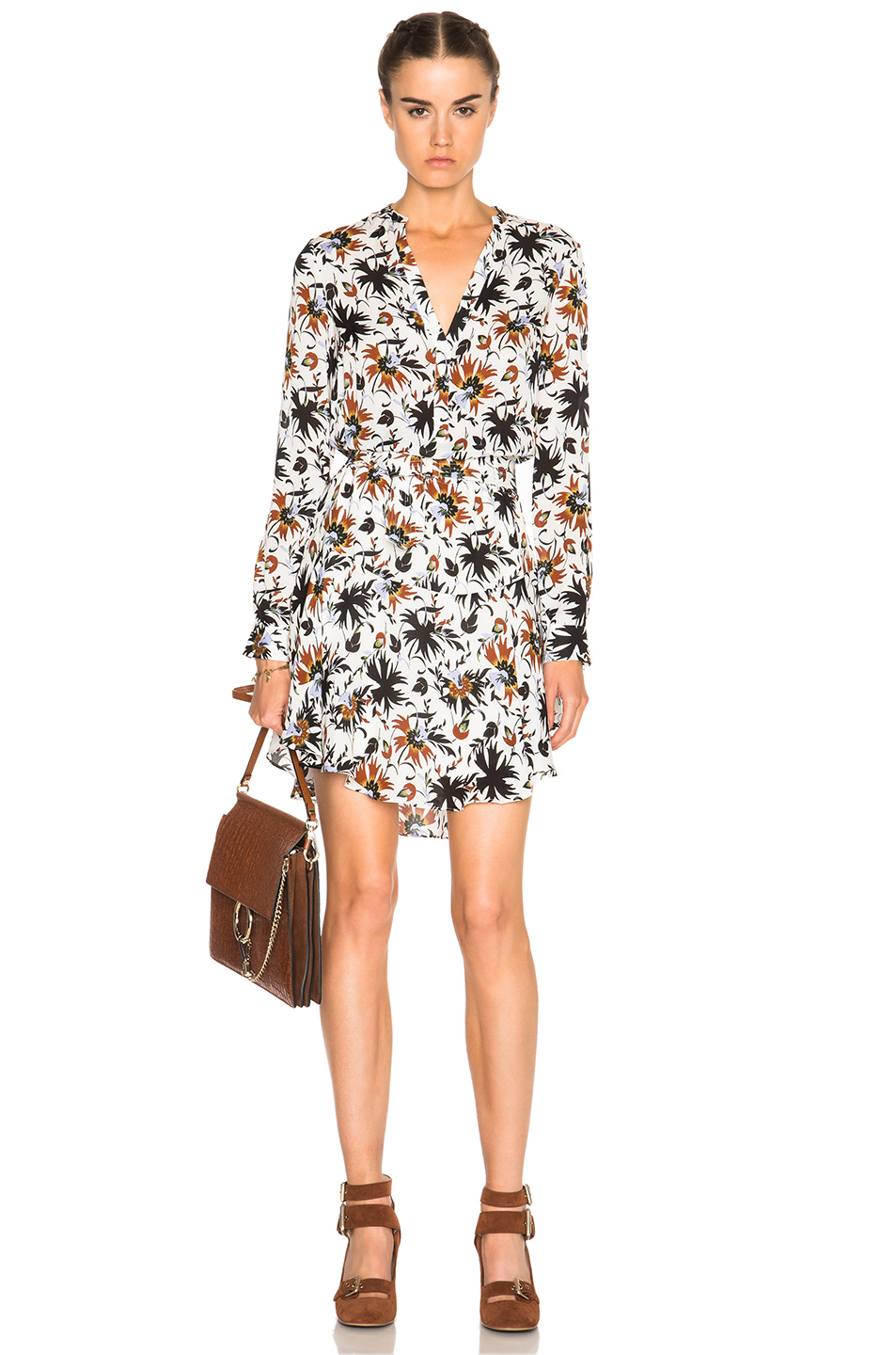 A.L.C. Way Dress in Floral