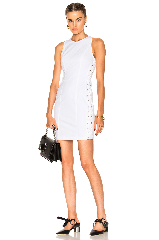 A.L.C. Valera Dress in White