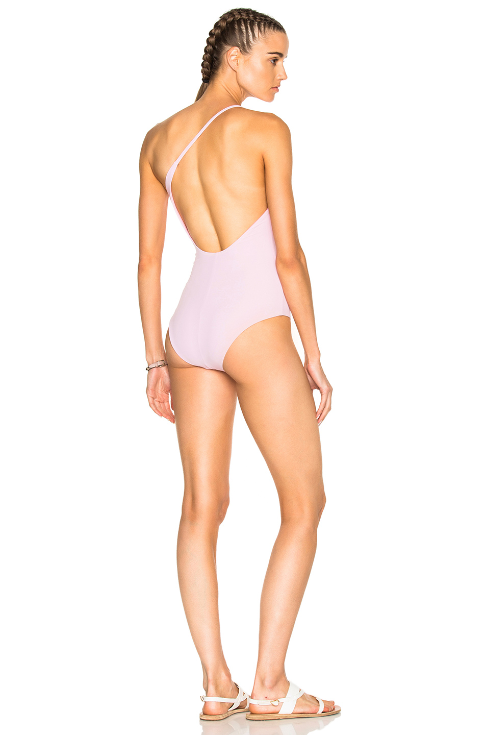 Alix Reversible Seville Swimsuit in Pink