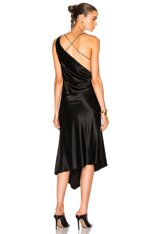 Altuzarra Moonshine Dress in Black