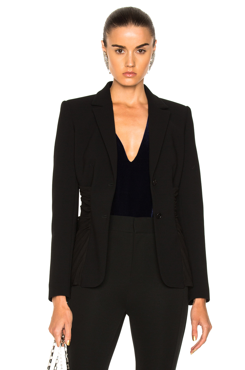 Altuzarra Simeon Jacket in Black