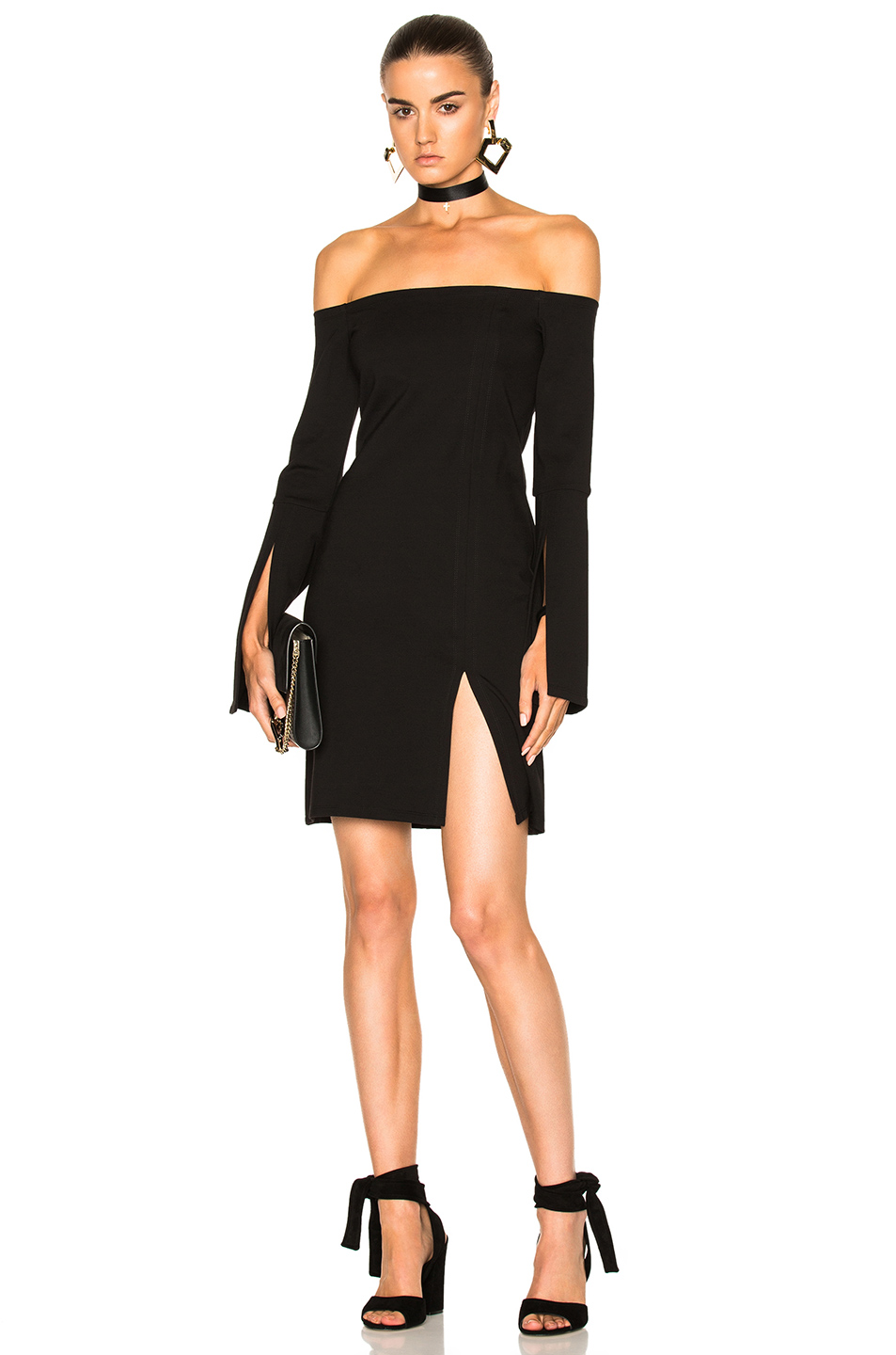 Alexis Sterre Dress in Black