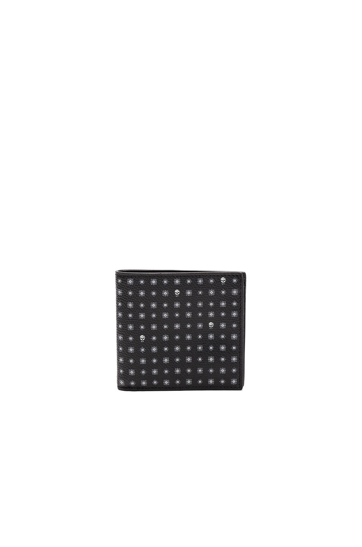 Alexander McQueen Billfold Wallet in Black