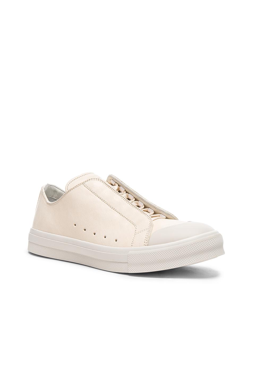 Alexander McQueen Low Top Sneakers in White