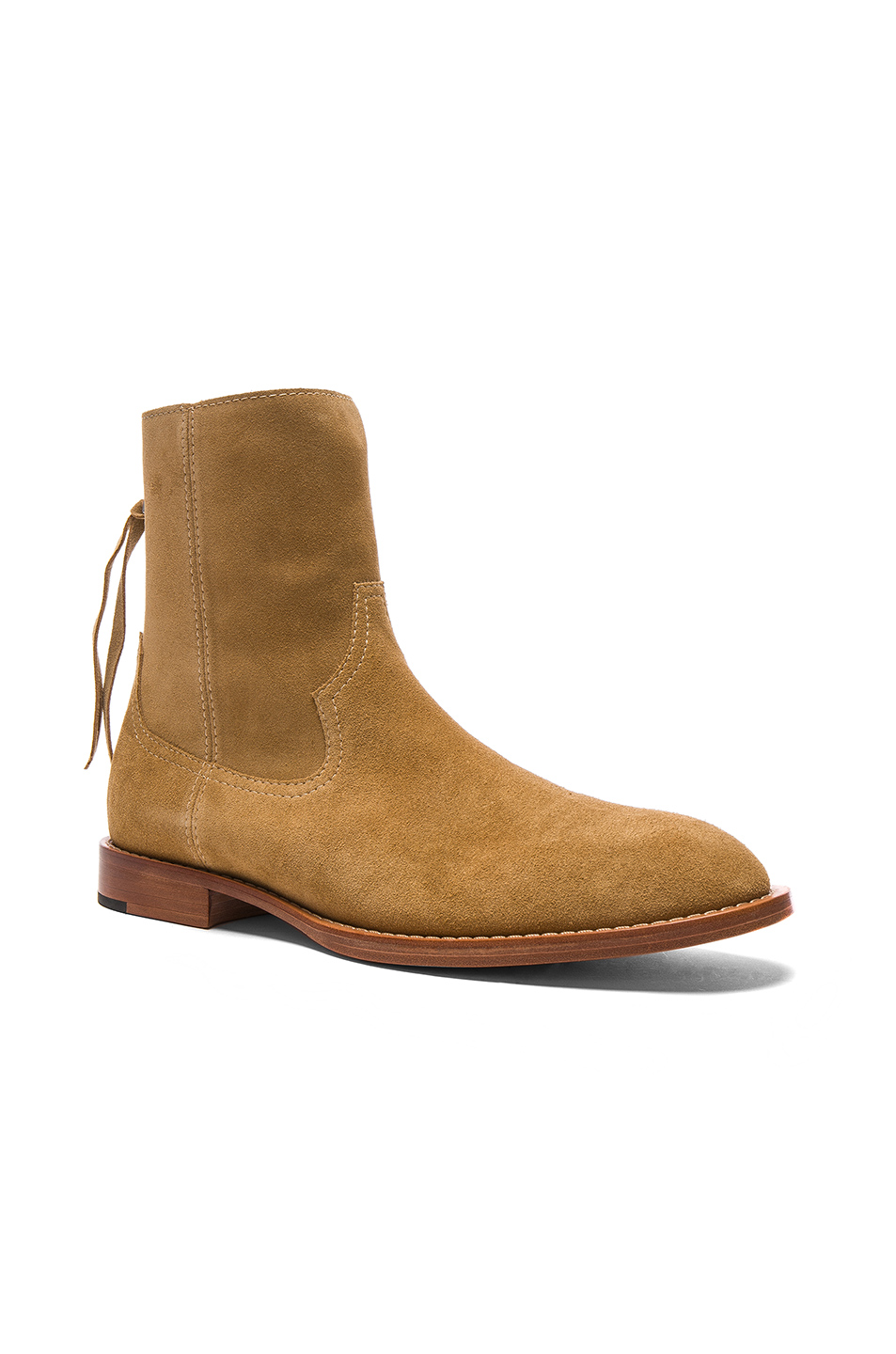 Amiri Suede Shane Boots in Brown,Neutrals