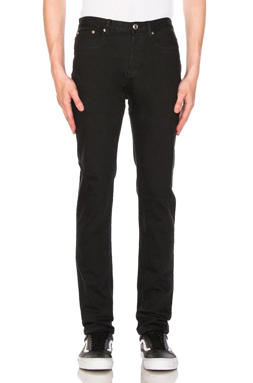 A.P.C. Petit Standard in Black
