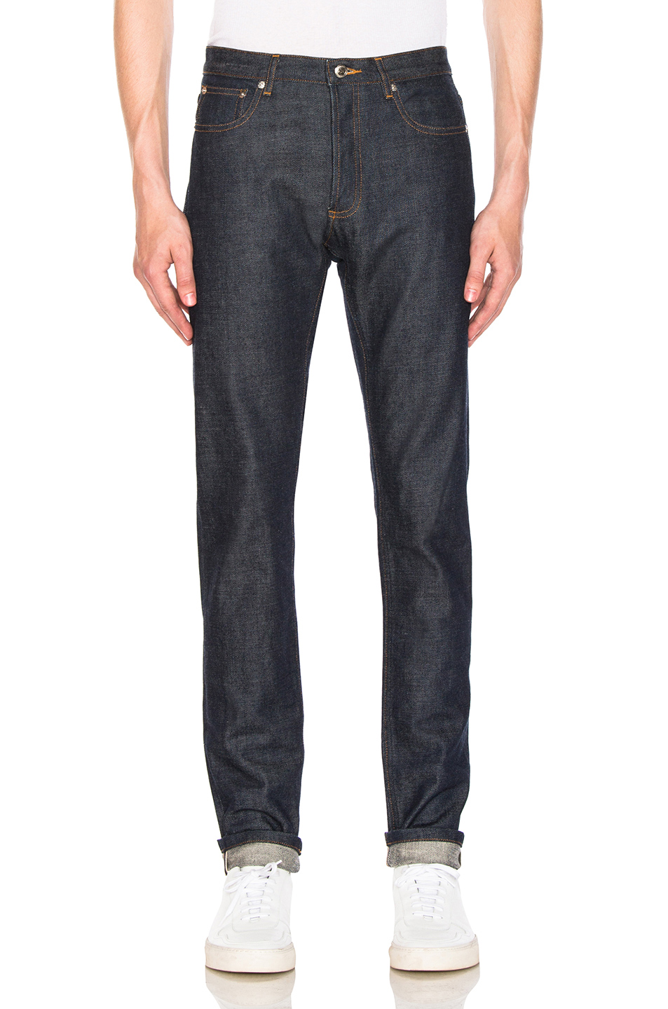 A.P.C. Petit New Standard Jean in Blue