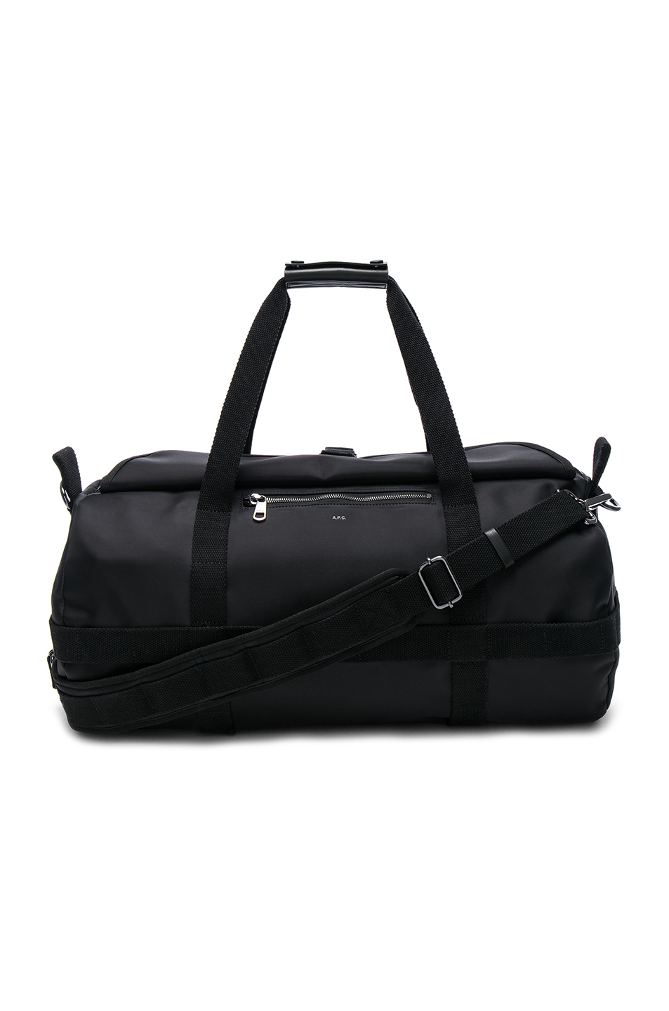 A.P.C. Cyril Bag in Black