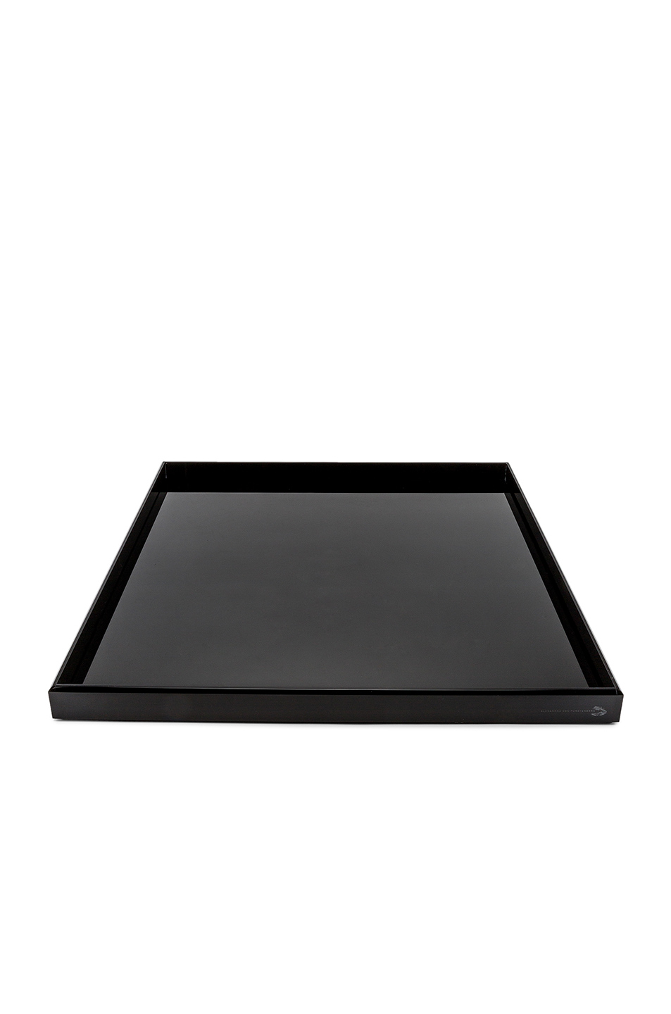 Alexandra Von Furstenberg Voltage Vanity Tray in Black