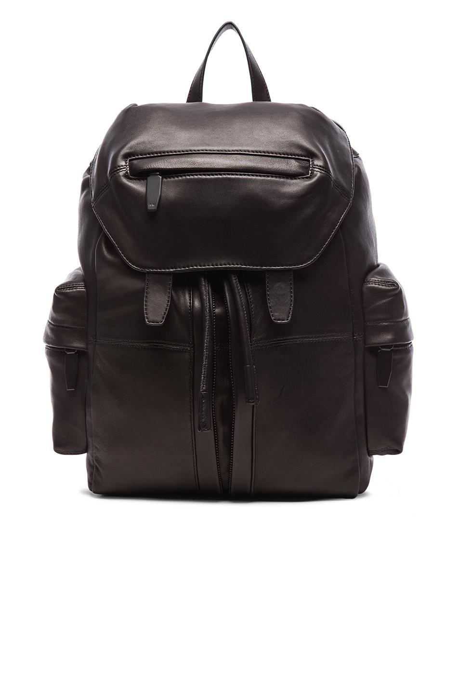 Alexander Wang Lookbook Marti Backpack in Black
