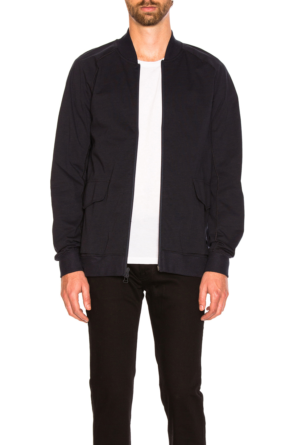adidas by wings + horns Superstar Track Top in Blue