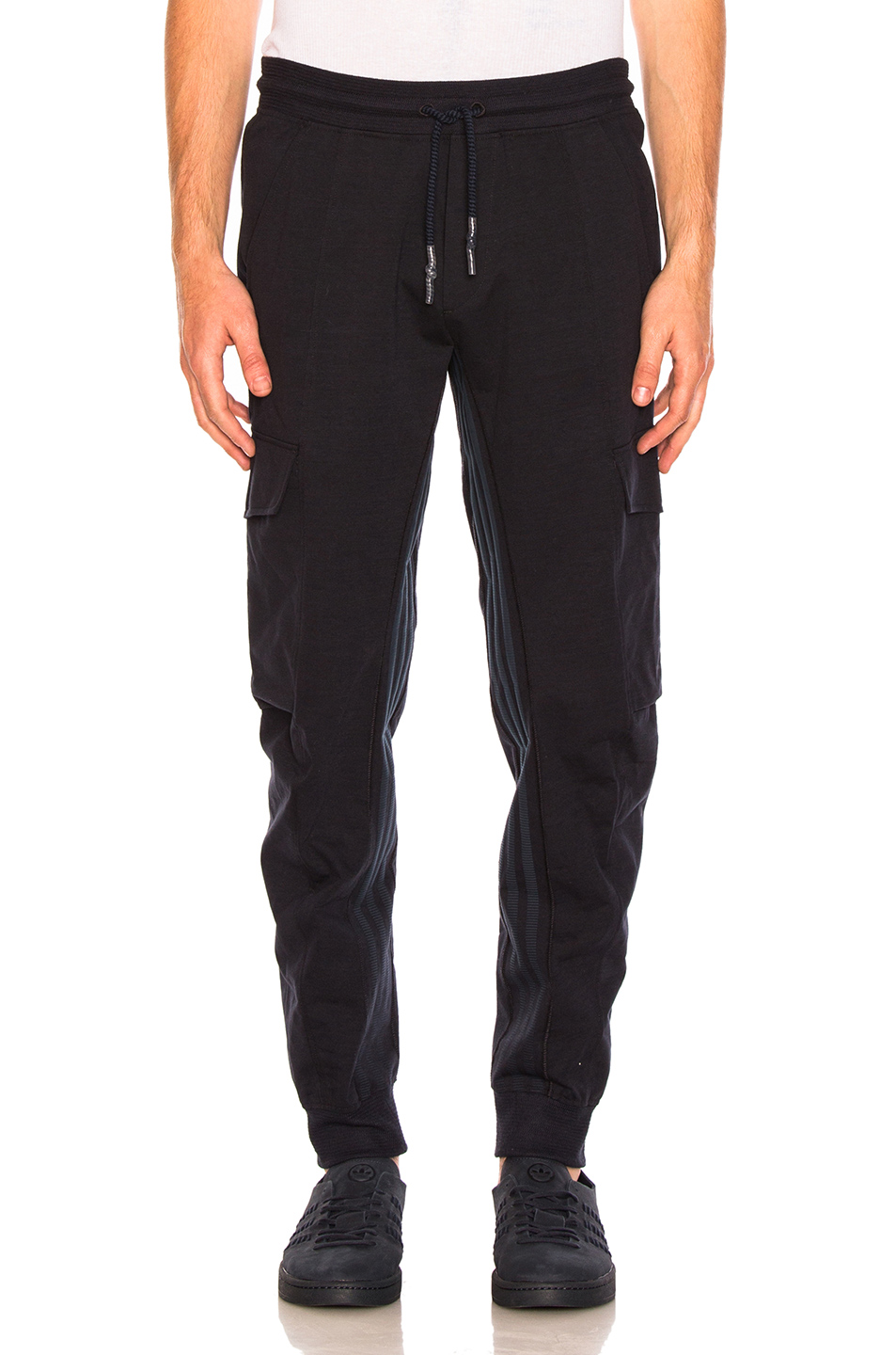 adidas by wings + horns Superstar Track Pant in Blue